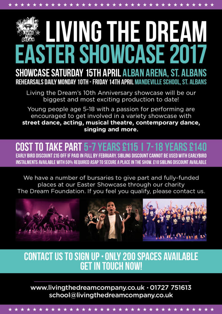 Easter Showcase 2017 Flyer_Second_Draft