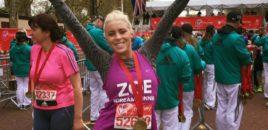 Zoe Marathon Pic
